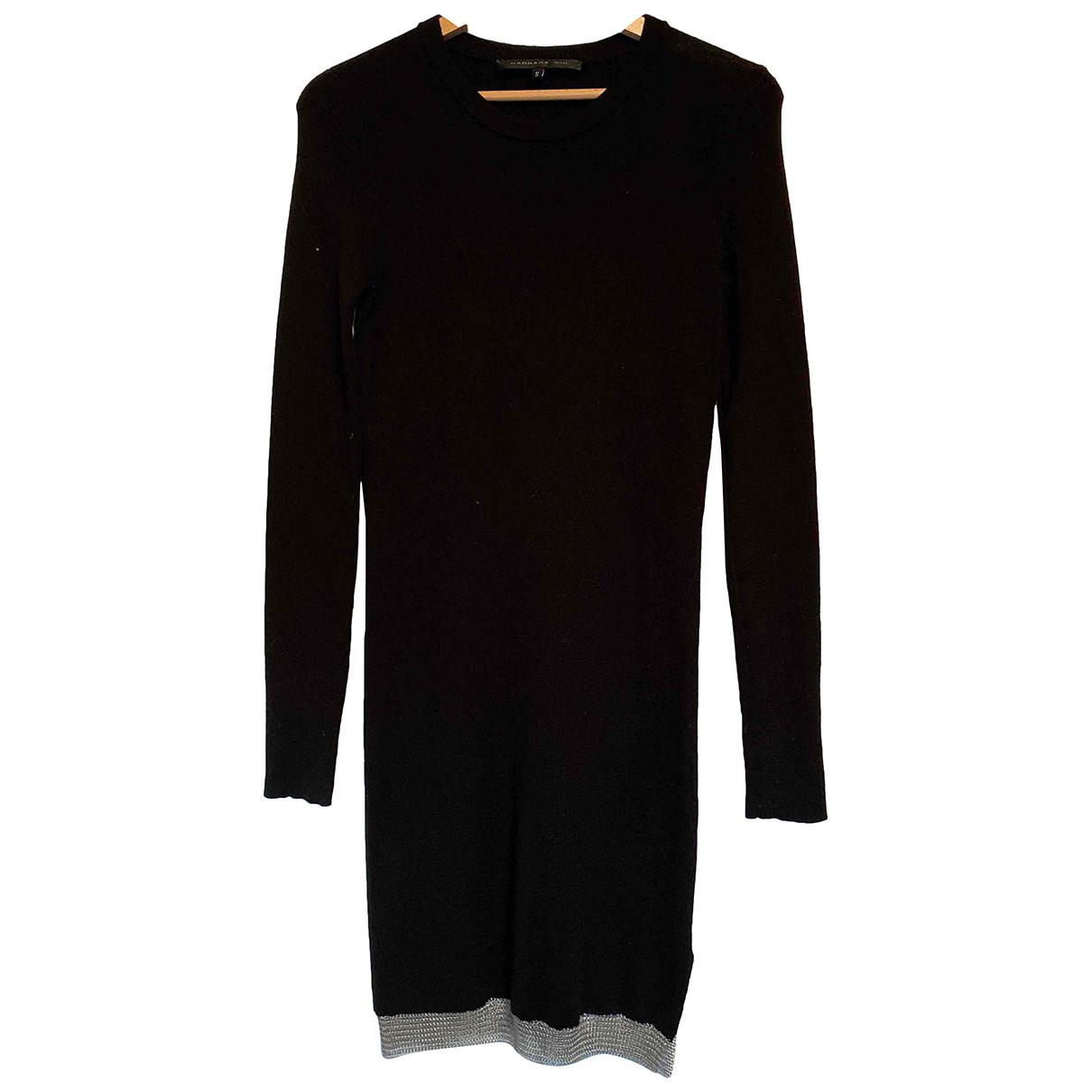 Barbara Bui N Black Wool dress for Women S International