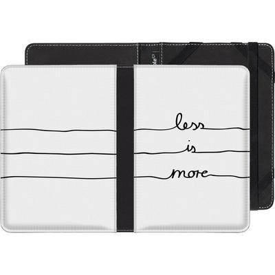 Amazon Kindle Paperwhite 3G eBook Reader Huelle - Less Is More von Mareike Bohmer