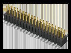 Samtec , FTSH, 6 Way, 2 Row, Horizontal PCB Header (1000)