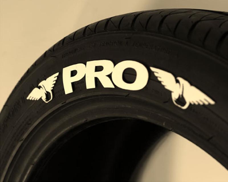 Tred Wear TRW-16215 PROL Muscle Tredz Tire Letter Kit