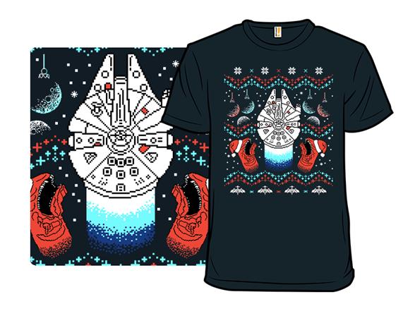 Sluggy Christmas T Shirt