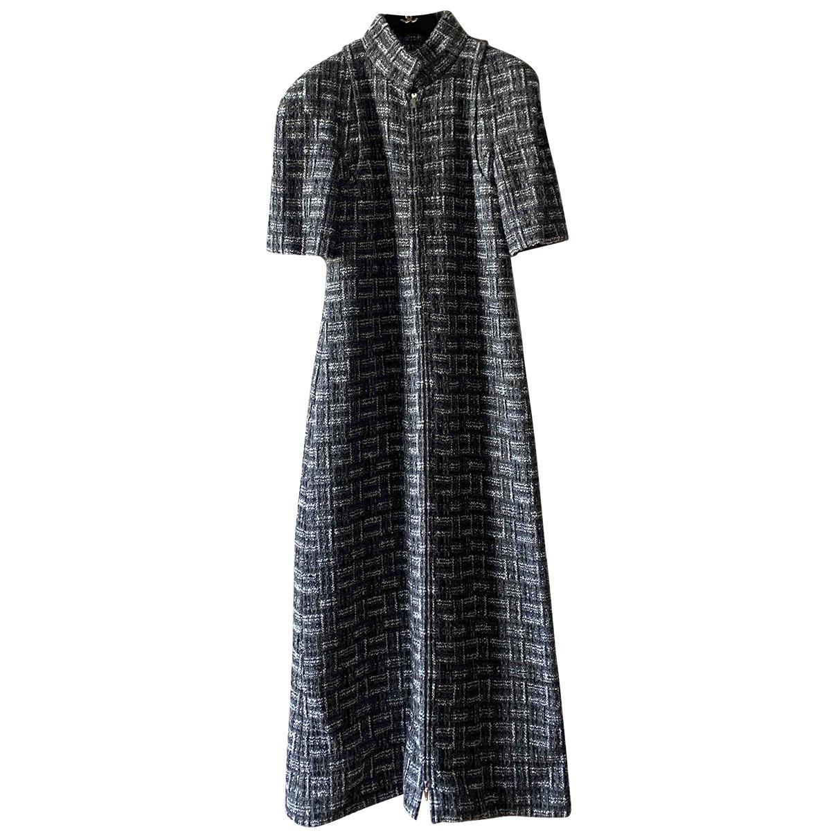 Maxi vestido Tweed Chanel