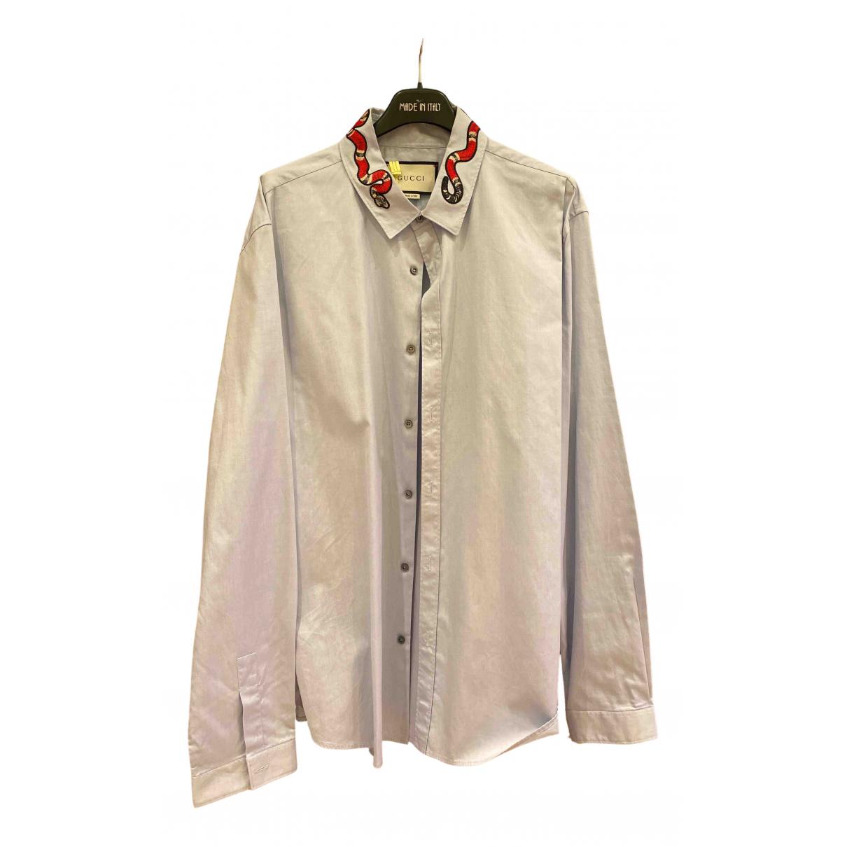 Gucci - Chemises   pour homme en coton