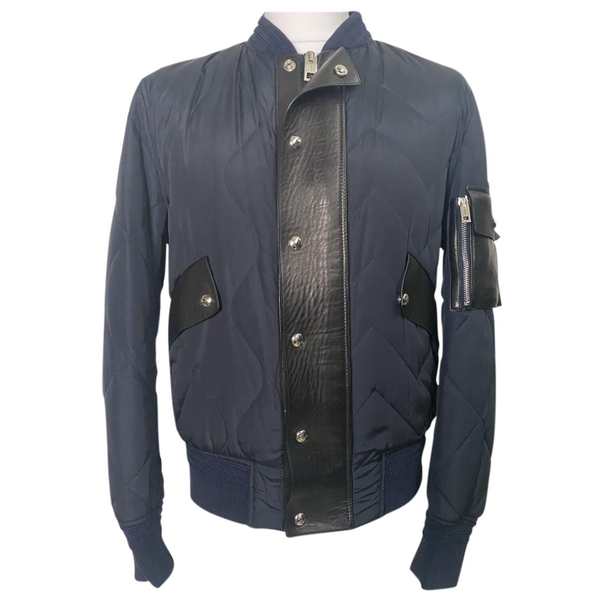 Bally N Blue jacket  for Men 48 IT