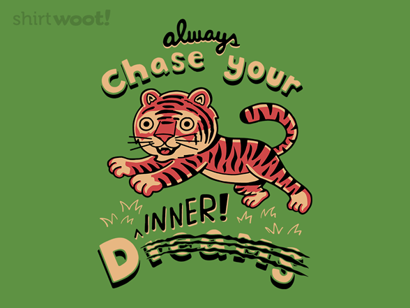 Tiger Advice T Shirt