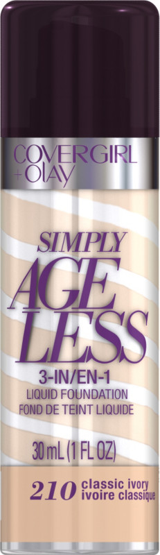 Simply Ageless 3-in-1 Liquid Foundation - Classic Ivory