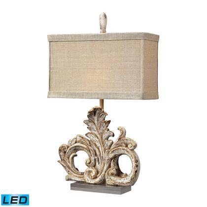 93-10030-LED Springfield 1 Light LED Table Lamp  In Presidente