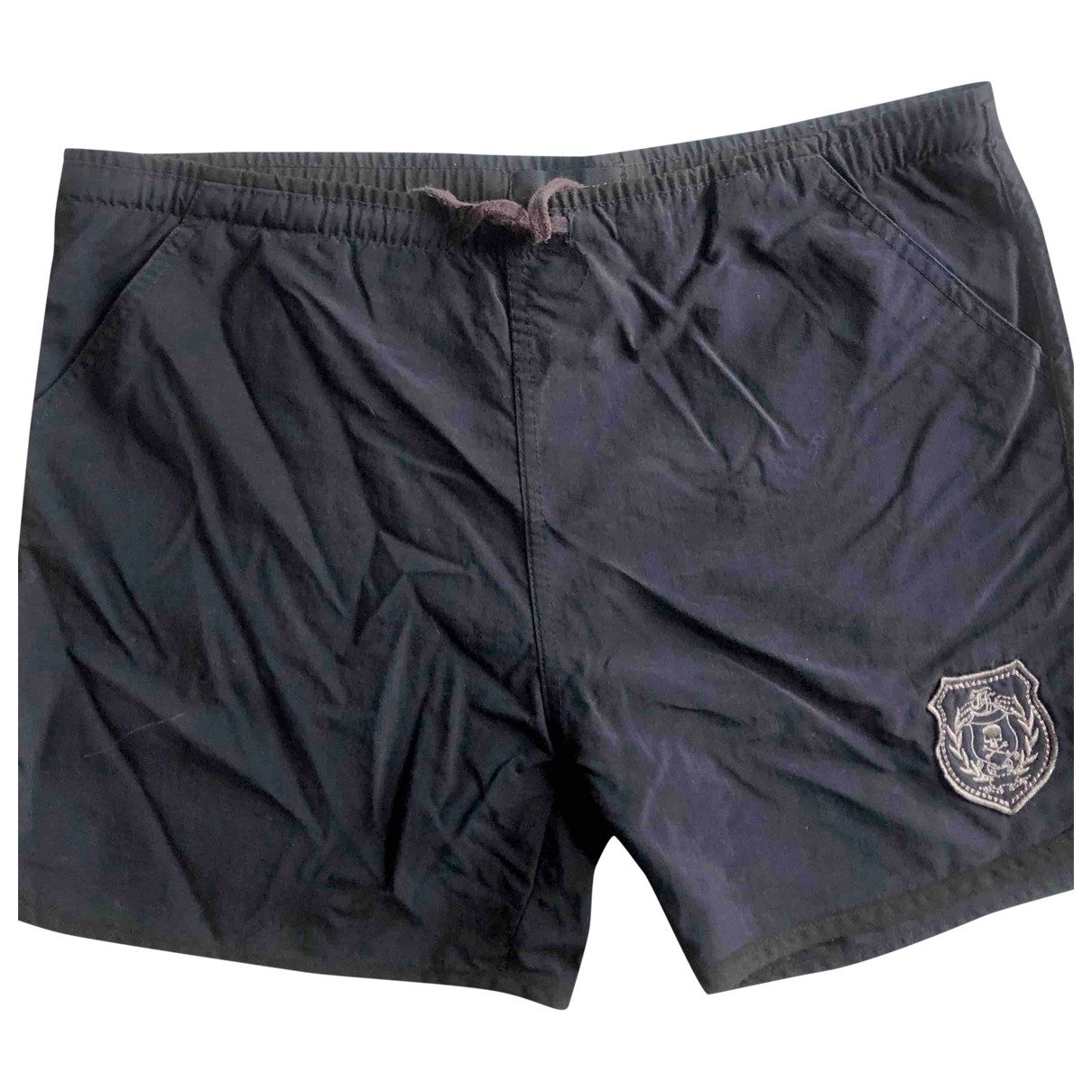 The Kooples \N Shorts in  Schwarz Polyester