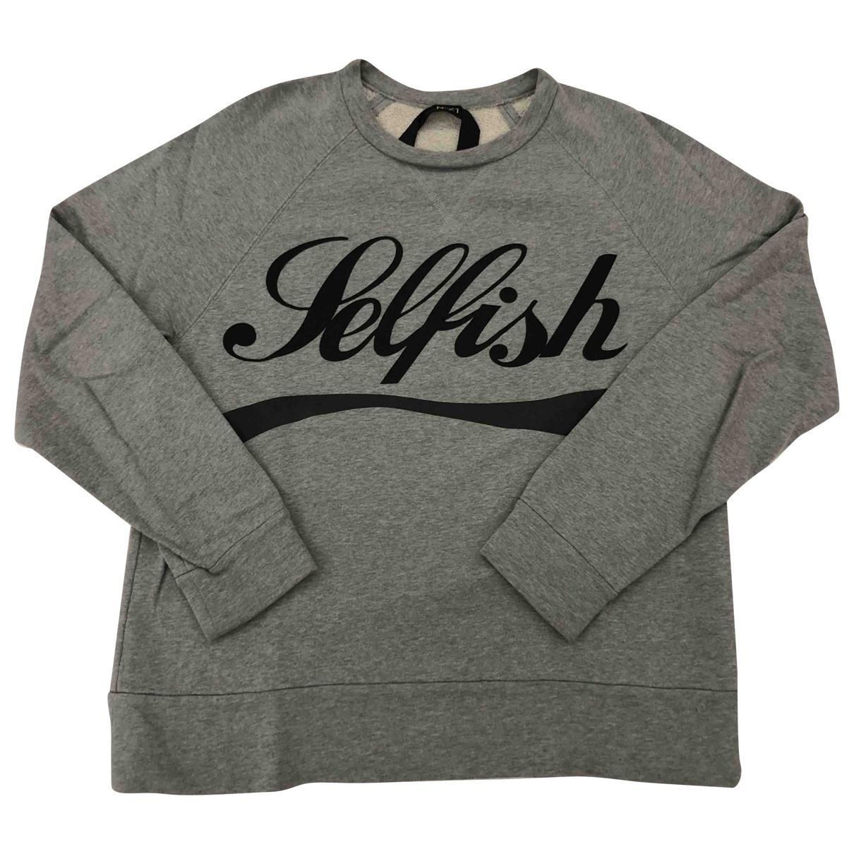 N°21 - Pulls.Gilets.Sweats   pour homme en coton - gris