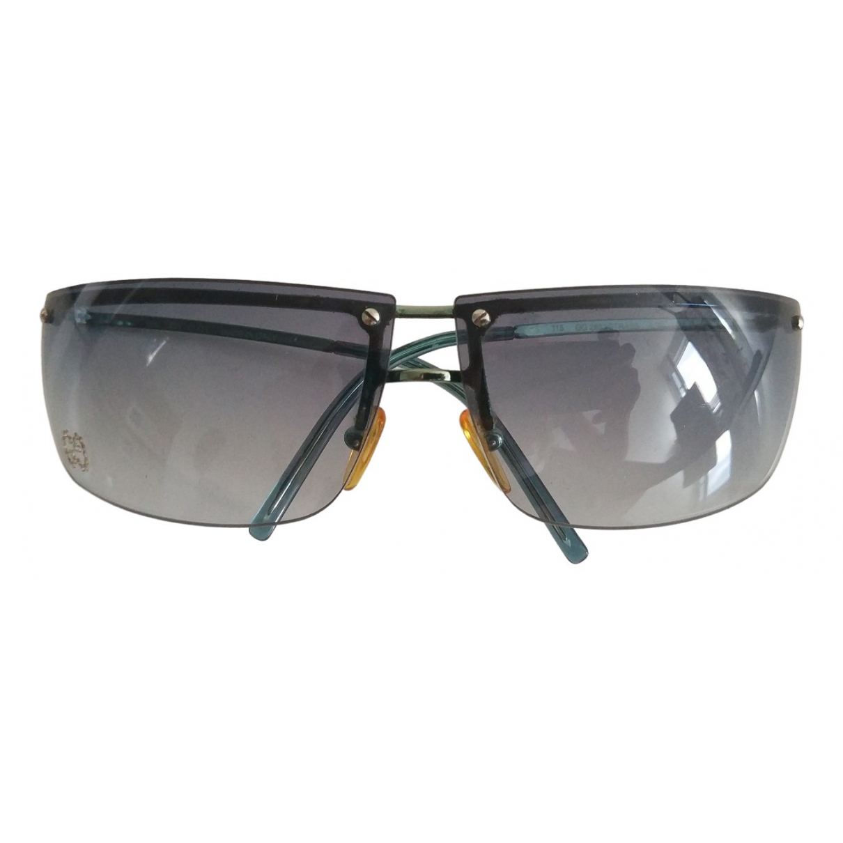 Gucci \N Metallic Metal Sunglasses for Women \N
