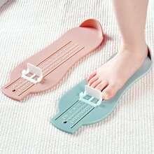 1 pieza herramienta de medicion de la longitud del pie
