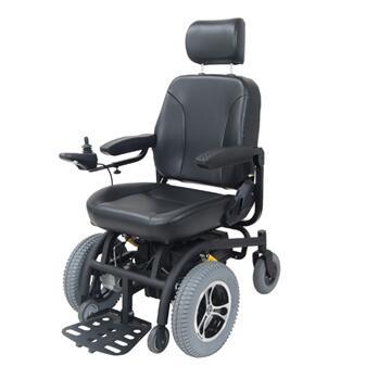 2850-18 Trident Front Wheel Drive Power Wheelchair  18