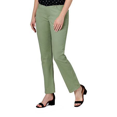 Lee Relaxed Fit Jeans, 10 , Green