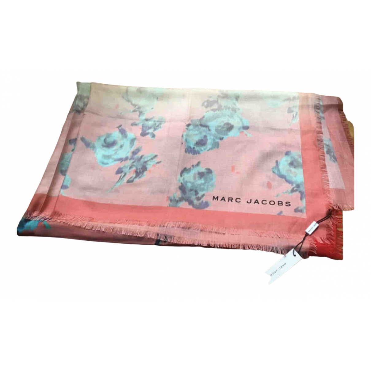 Marc Jacobs N Orange scarf for Women N