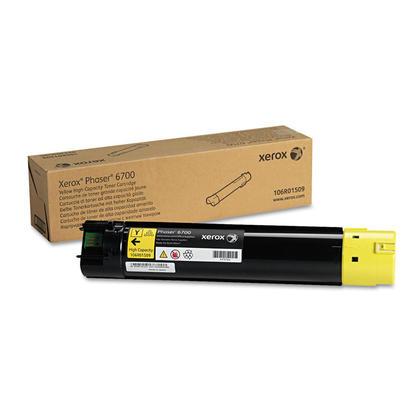 Xerox 106R01509 cartouche de toner originale jaune haute capacité