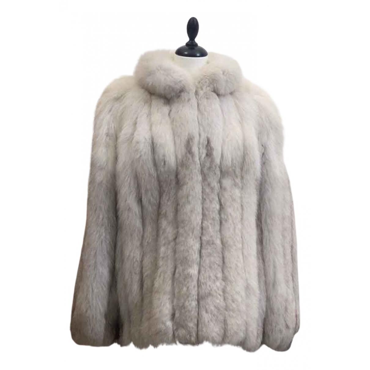 Saga Furs - Veste   pour femme en renard