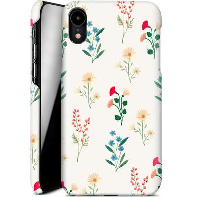 Apple iPhone XR Smartphone Huelle - Leafy Green von Iisa Monttinen