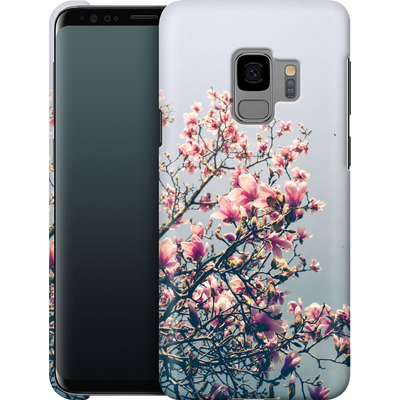 Samsung Galaxy S9 Smartphone Huelle - She Bloomed Everywhere She Went von Joy StClaire