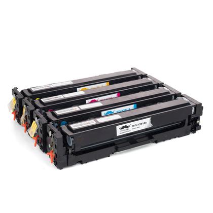 Compatible HP Color LaserJet Pro M180n Toner HP 204A CF510A CF511A CF512A CF513A Combo BK/C/M/Y