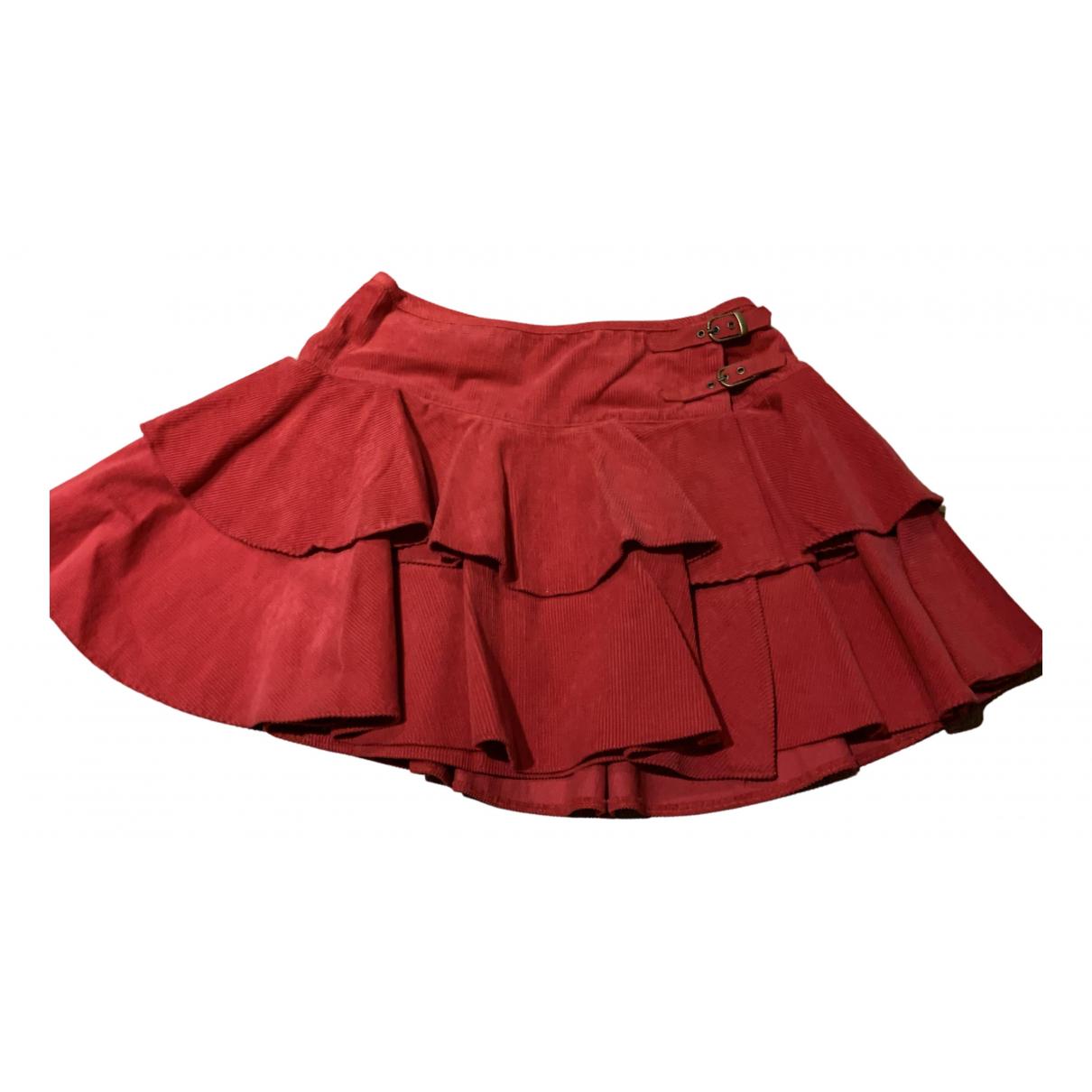 Polo Ralph Lauren \N Rocke in  Rot Baumwolle