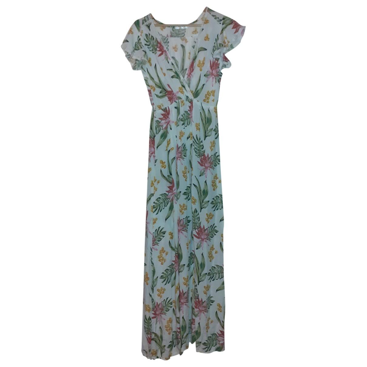 Non Signé / Unsigned \N Multicolour dress for Women 32 FR