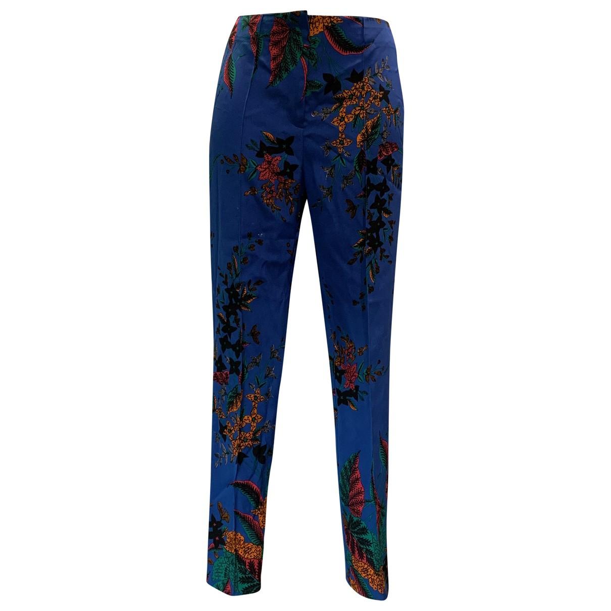 Pantalon pitillo Diane Von Furstenberg