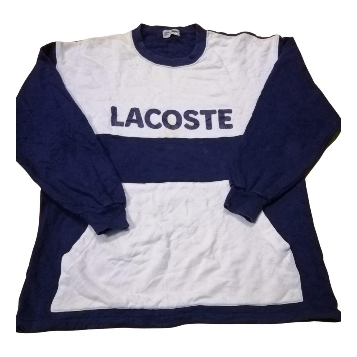 Lacoste N Navy Wool Knitwear & Sweatshirts for Men L International