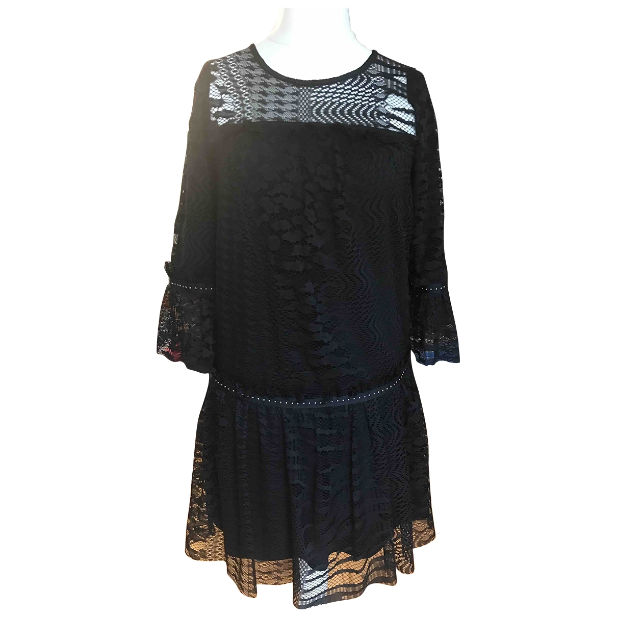 Liu.jo \N Black dress for Women 40 FR