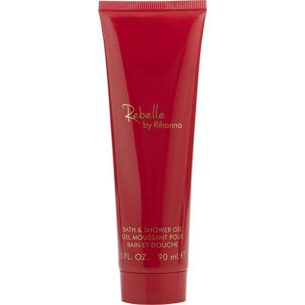 Rebelle - Rihanna Gel de ducha 90 ml