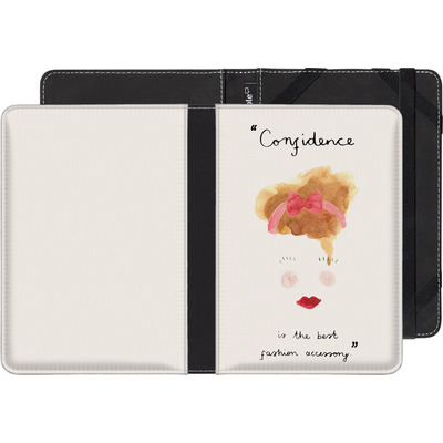 PocketBook Touch 622 eBook Reader Huelle - Confidence von caseable Designs