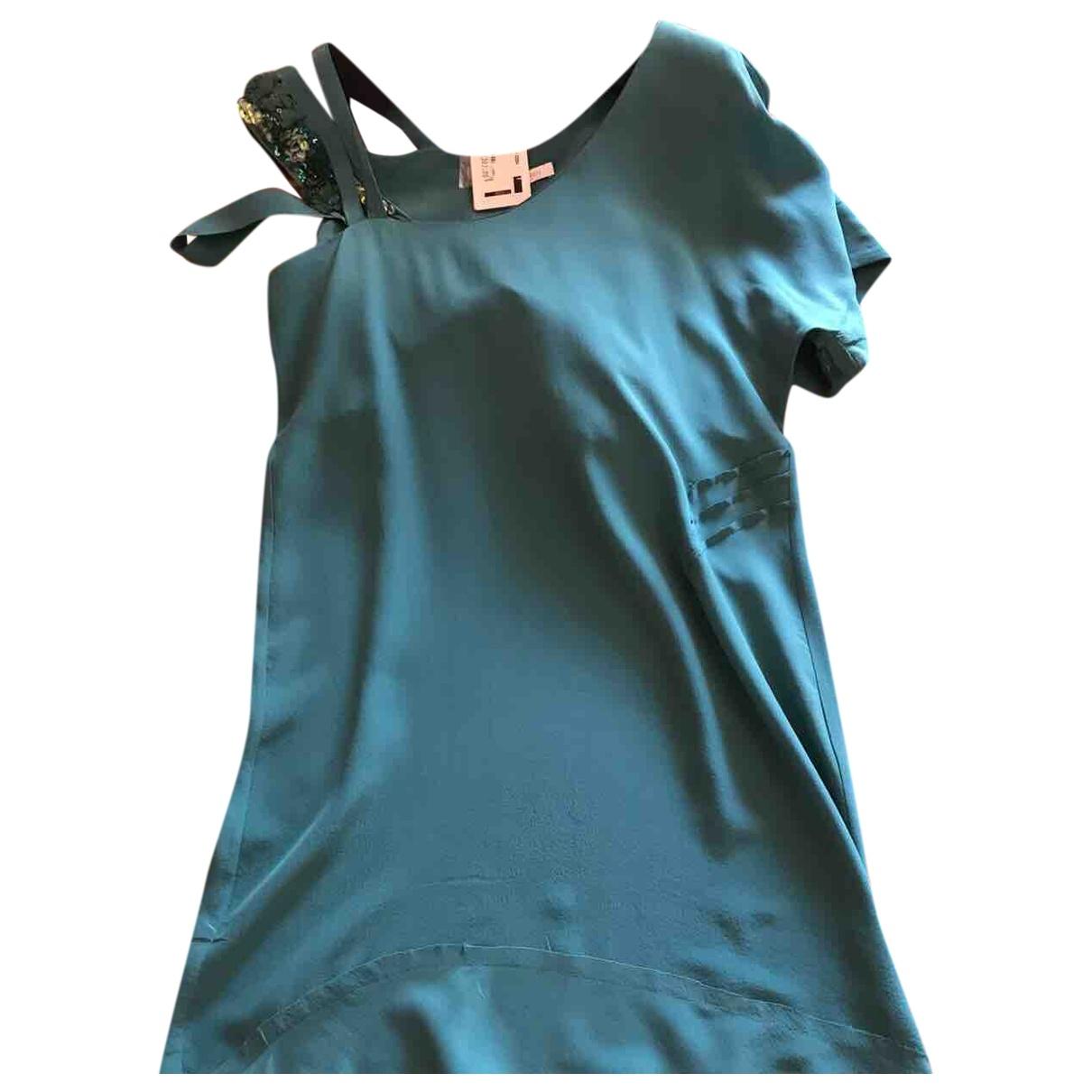 Mini vestido de Seda Patrizia Pepe
