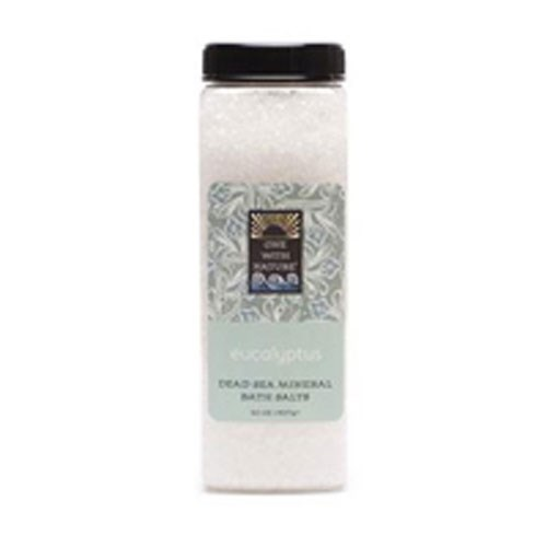 Bath Salts Eucalyptus 32 oz by One with Nature