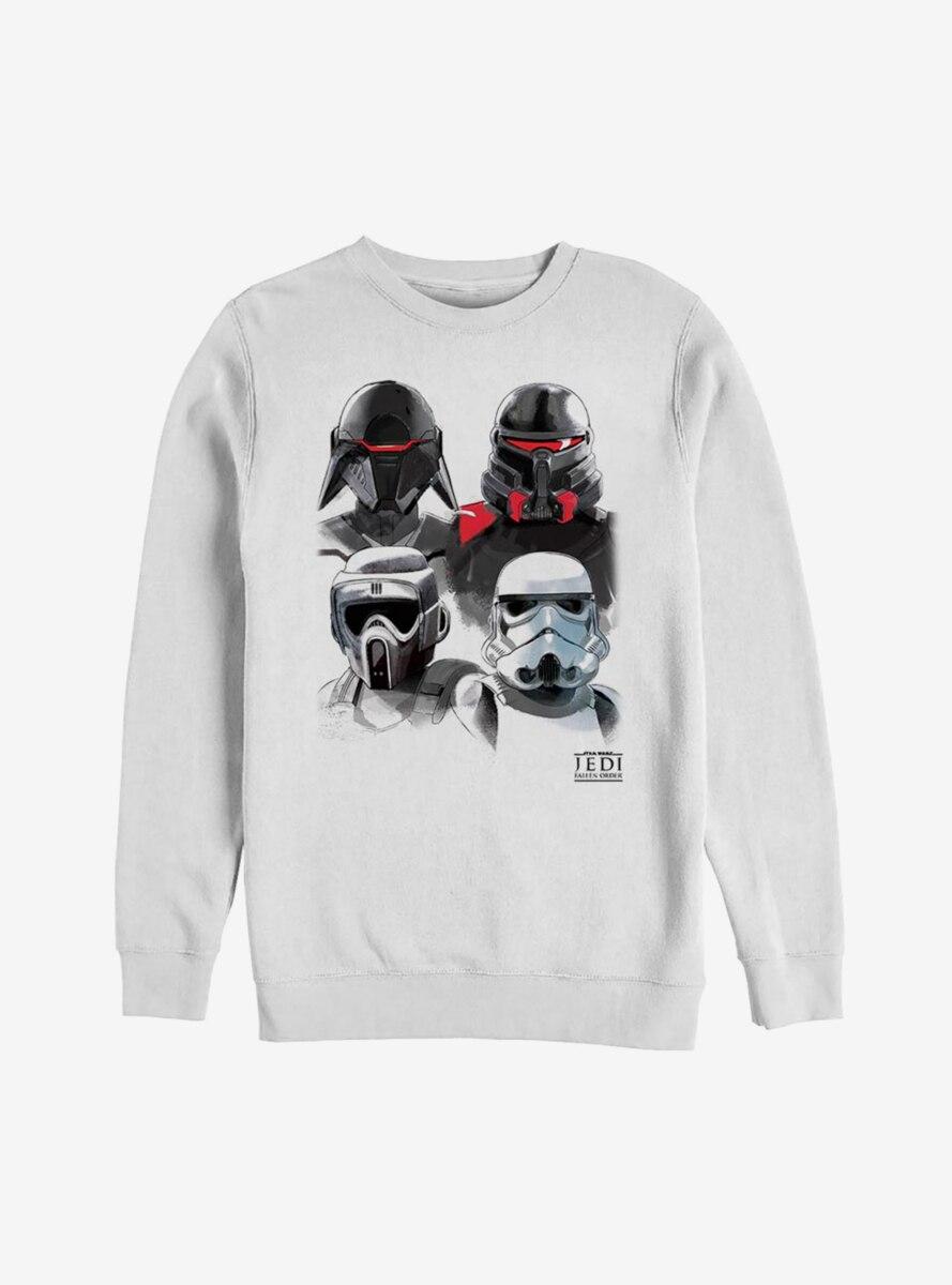 Star Wars Jedi Fallen Order Fourth Order Sweatshirt
