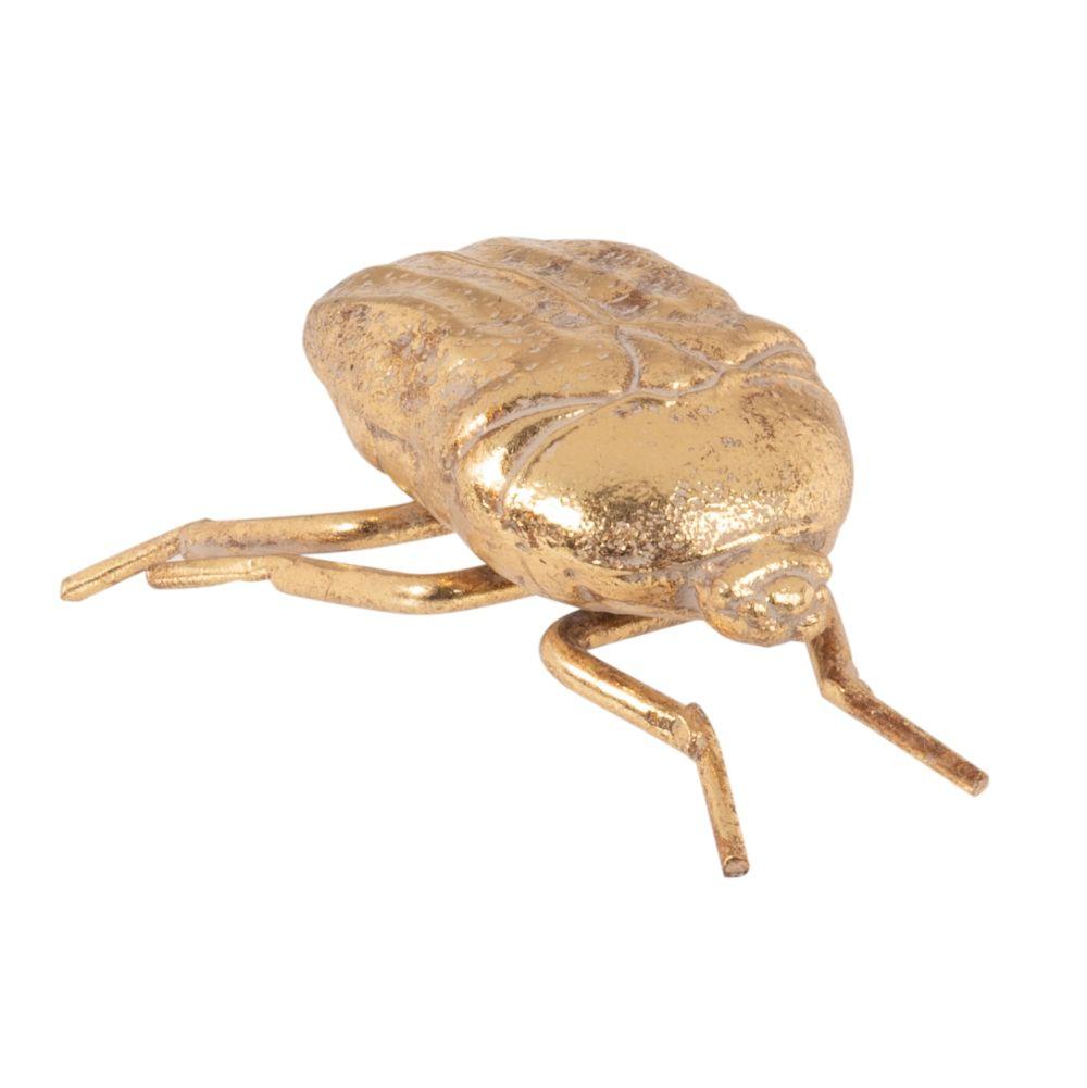 Deko-Kaefer, goldfarben L10