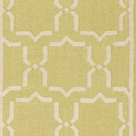 Safavieh Vermont Hand Woven Flat Weave Area Rug, One Size , Green