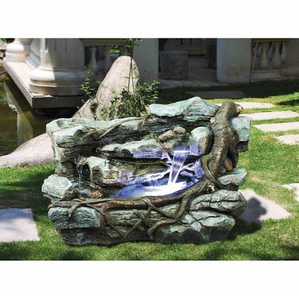 DW96011 Staggered Rock Canyon Garden