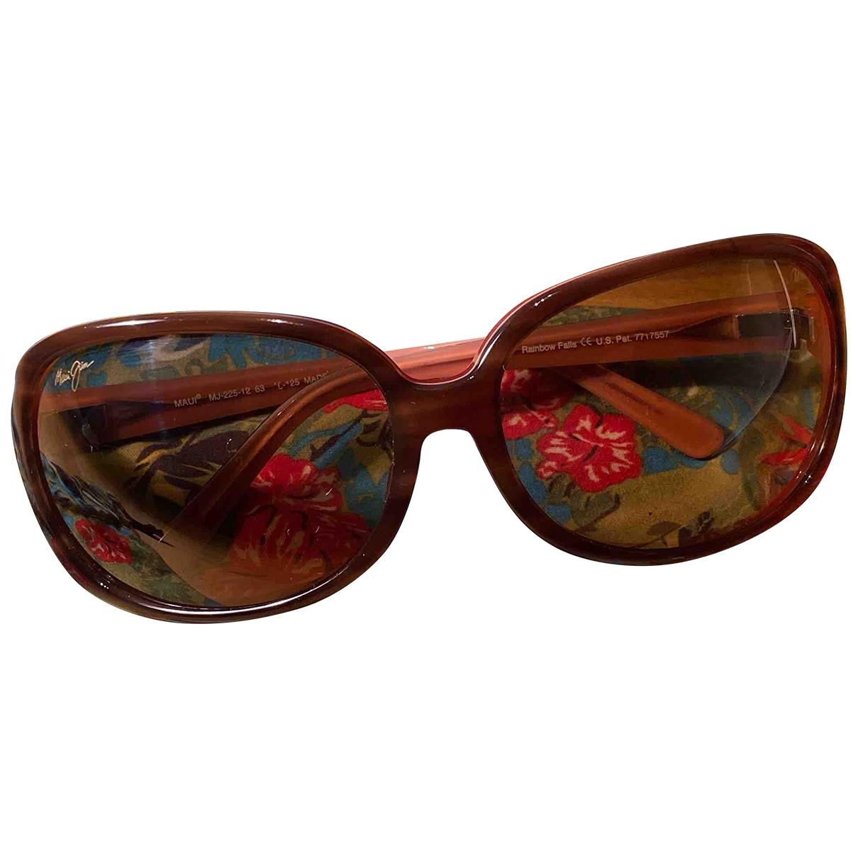 Maui Jim \N Pink Sunglasses for Women \N