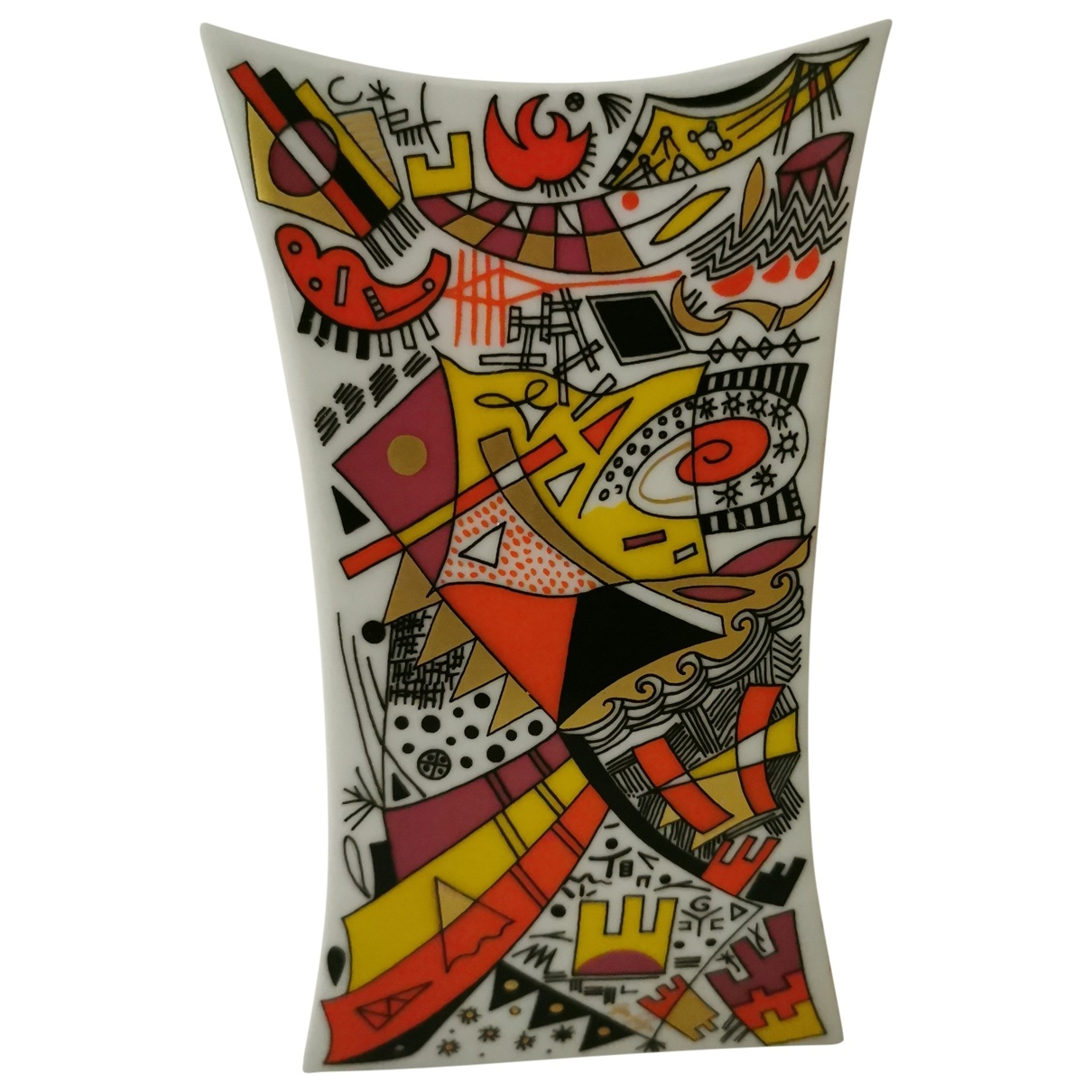 Rosenthal - Objets & Deco   pour lifestyle en porcelaine - multicolore