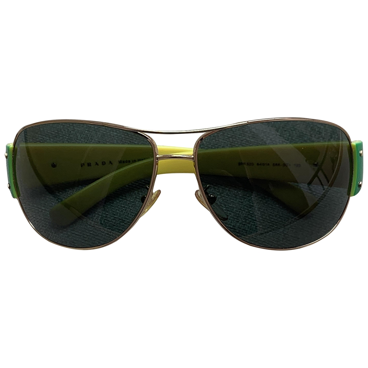 Prada \N Sonnenbrillen in  Bunt Metall