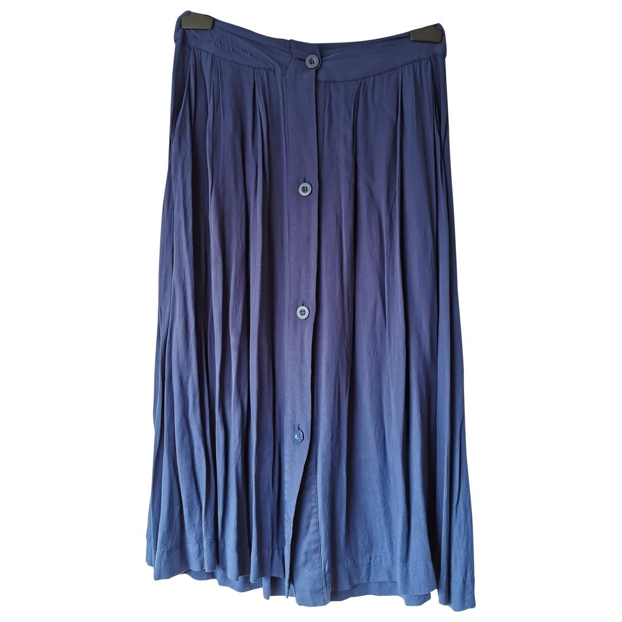 American Vintage \N Blue skirt for Women M International