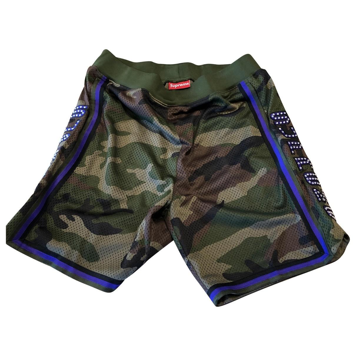 Supreme \N Multicolour Shorts for Men M International