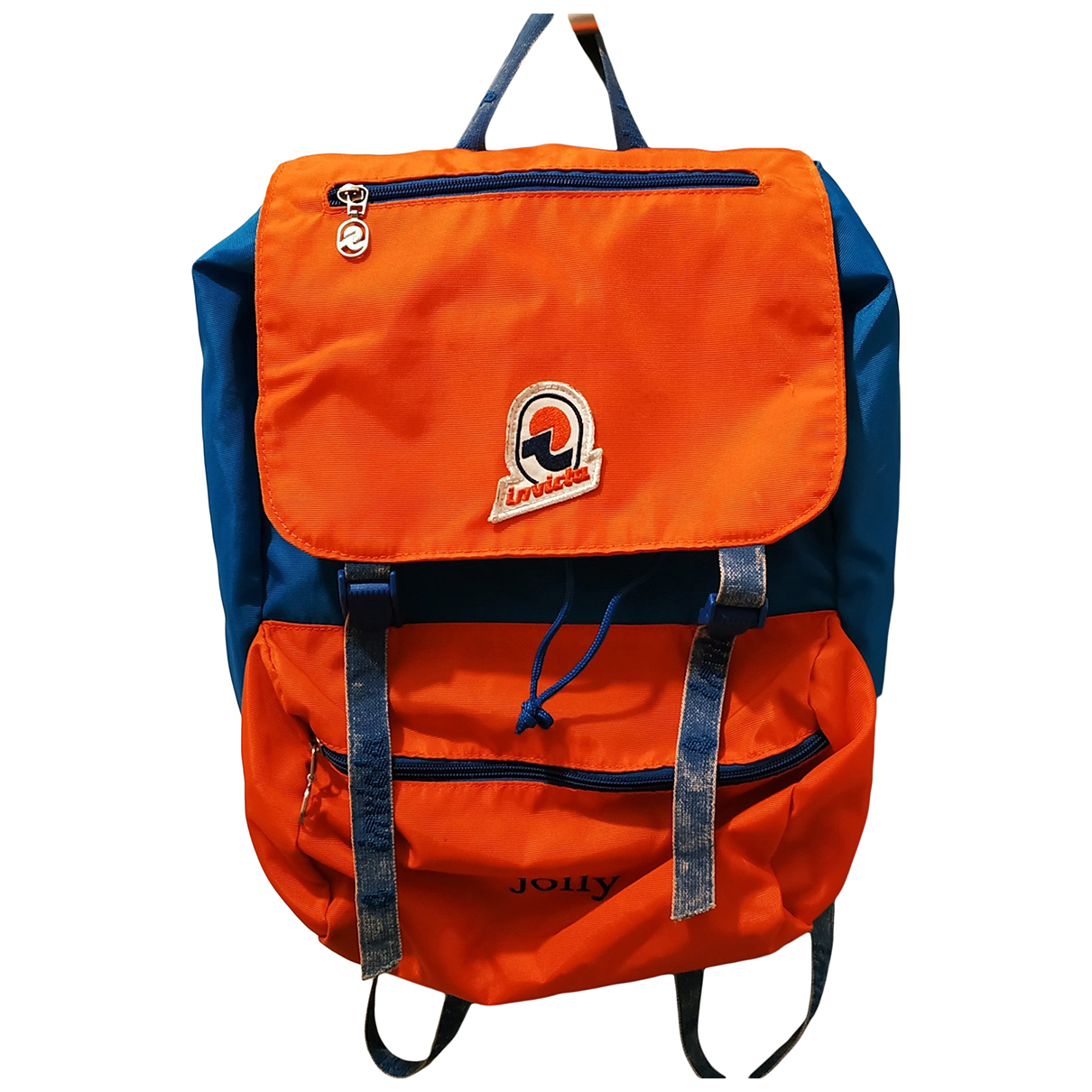 Invicta \N Rucksaecke in  Orange Polyester