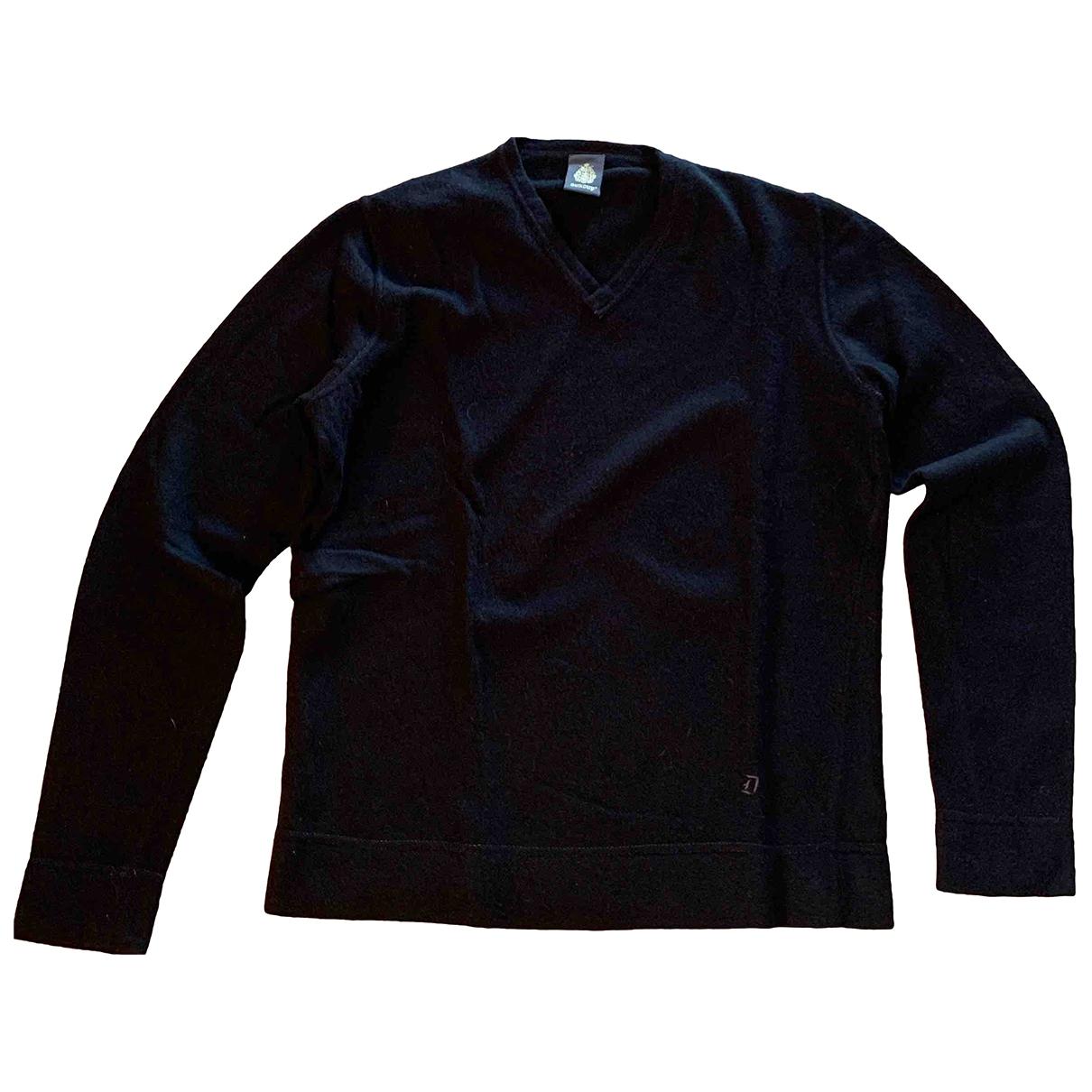 Dondup - Pulls.Gilets.Sweats   pour homme en laine - noir