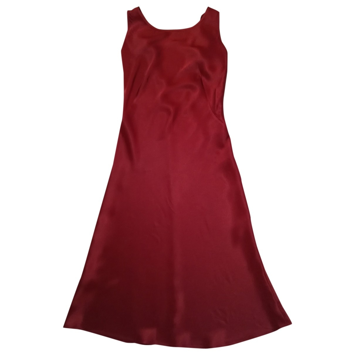 Non Signé / Unsigned \N Red dress for Women 42 IT