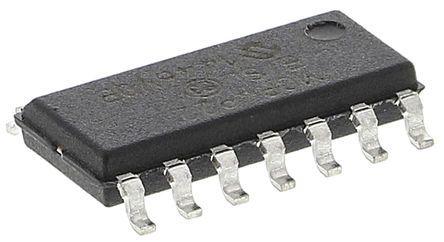 Microchip MCP4922-E/SL, 2-Channel Serial DAC, 14-Pin SOIC (2)