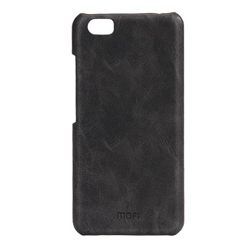 Black Xiaomi Mi 5 Leather Case Heart Series Flip Stand Protective Cover Screen Protector