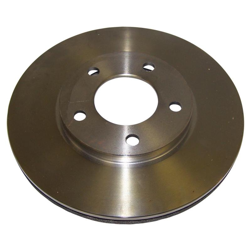 Crown Automotive 4509340 Jeep Replacement Left or Right Front Disc Brake Rotor Front