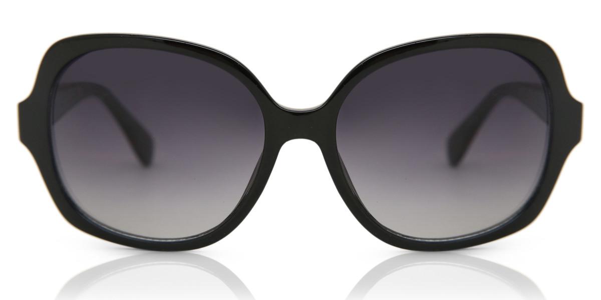 Calvin Klein CK19538S 001 Women's Sunglasses Black Size 59
