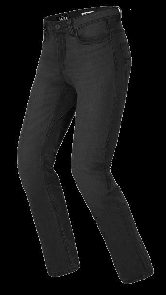 Spidi J-Tracker Jeans Motorista Negro 36
