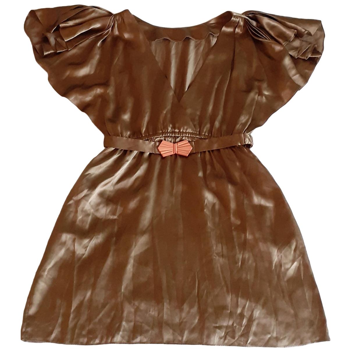 Mini vestido de Seda See By Chloe